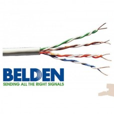 BELDEN CAT6 FTP NON-BONDED LSNH BLUE 305M