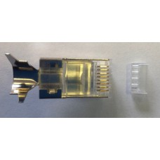 MASER RJ45 CAT 6 SHIELDED CONNECTORS 100 PACK