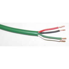 MASERCABLE PROSPEAKER OFC4x16 AWG PVC GREEN 100M